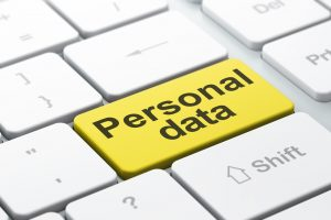 Personal data and GDPR compliance for one man business