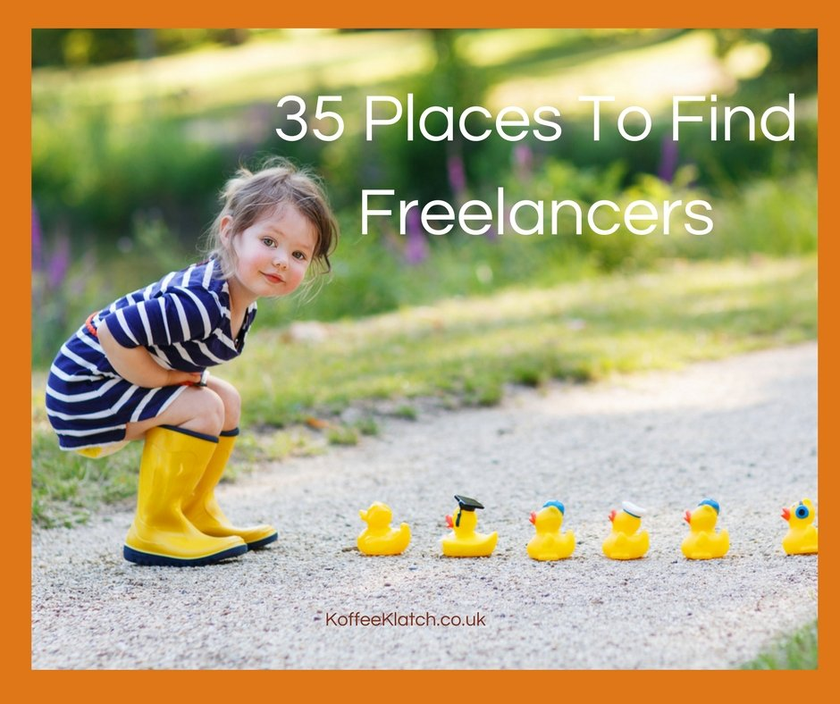 35 Places to Find Freelancers 6