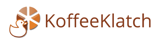 KoffeeKlatch Logo