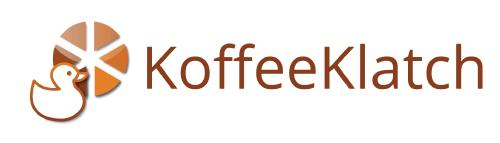 KoffeeKlatch Logo