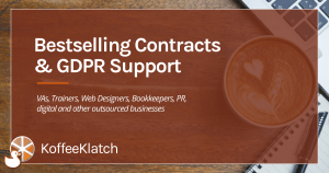 Bestselling Contracts & GDPR Support