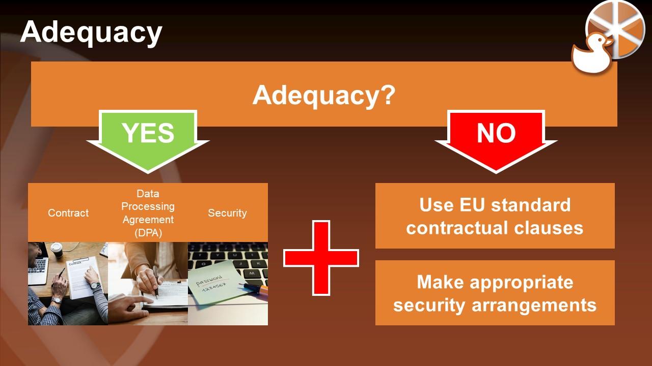 EU standard contractual clauses