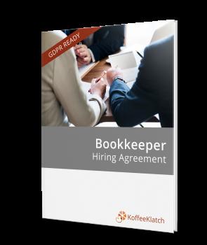 Bookkeeper agreement