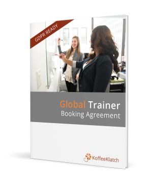 Global Trainer Agreement