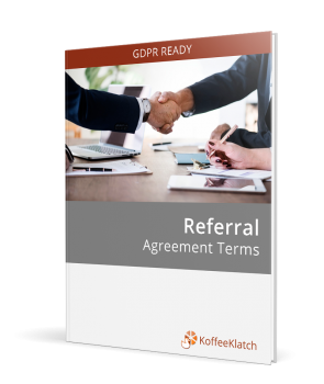 Referral Agreement