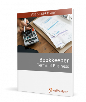bookkeeper terms 2021